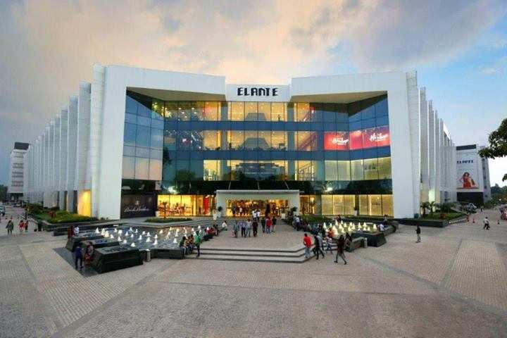 Elante Mall Chandigarh on bowling alley building floor plans