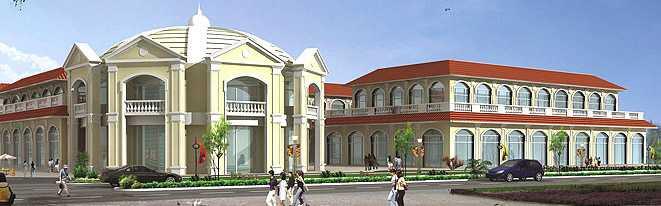 Flamez High Street Jalandhar Shopping Malls In Punjab