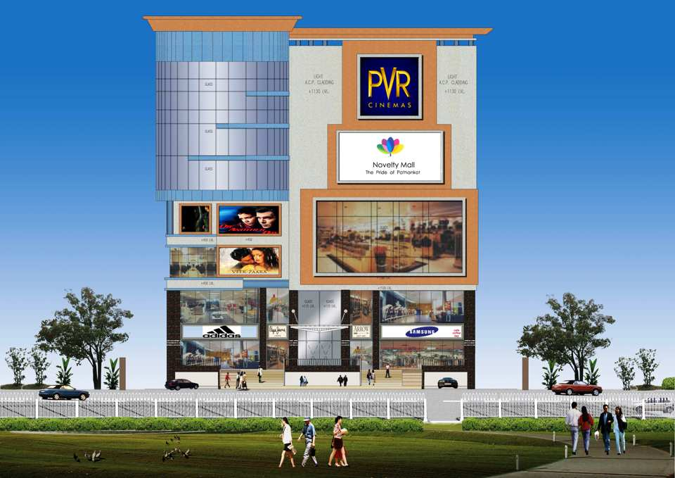 Novelty Mall Pathankot Shopping Malls In Punjab Mallsmarketcom