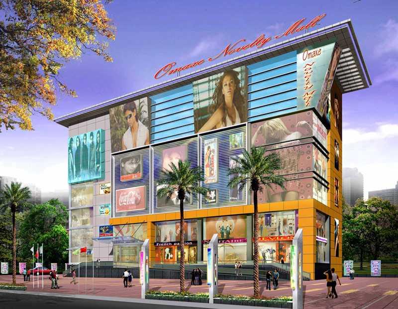 Aventura Mall Restaurants >> Omaxe Novelty Mall Amritsar | Shopping Malls in Punjab | mallsmarket.com