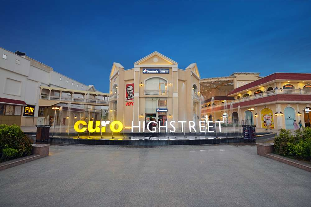 Curo High Street Jalandhar Shopping Malls In Punjab