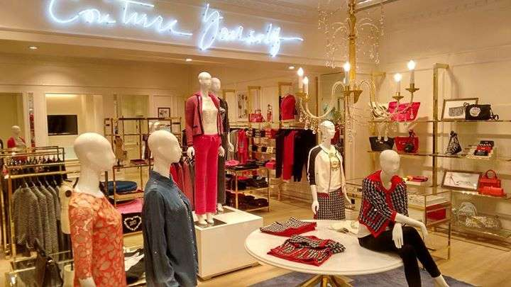 Juicy Couture Stores Outlets Restaurants In Elante