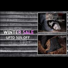 Carlton London Winter End Of Season Sale - Upto 50% off - Carlton London is glad to announce its End of Season Sale.