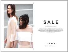 ZARA Sale in all stores from 3 July 2014 in Chandigarh