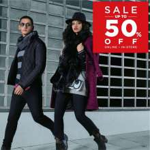 Lifestyle Sale - Upto 50% off online and in stores