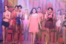 Niyati Monga showcased her collection Kinaraa - The Resort Wear Studio at the India Beach Fashion Week 2016